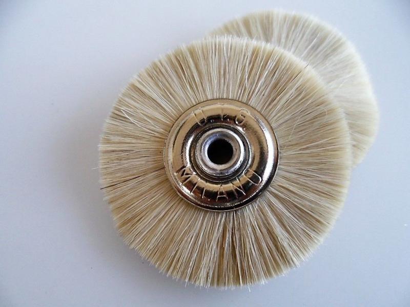 Escova de polimento joia
