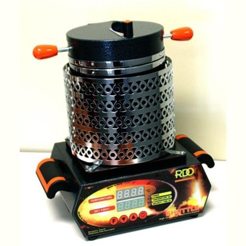 Forno eletrico para fundição