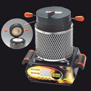Forno eletrico industrial fundição